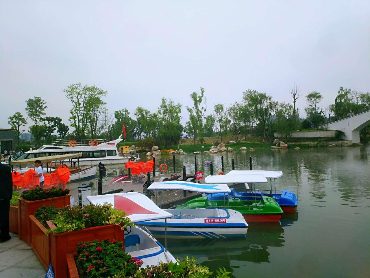 明月岛公园游记 - 江油论坛,因你更精彩!